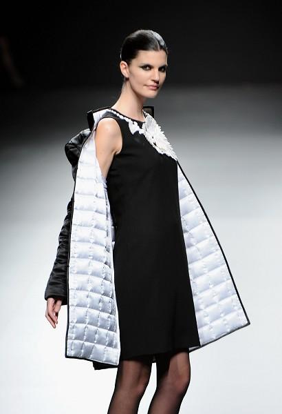 Колекція від Elio Berhanyer на Тижні моди в Мадриді. Фото: Getyy Imges