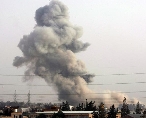 Ізраїль наніс авіаудари по Сектору Газа