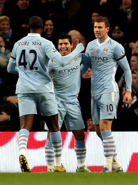 «Манчестер Сити» — «Ливерпуль» Фото: Clive Brunskill, Andrew Powell, John Powell / Getty Images Sport