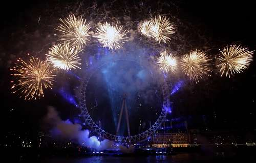 Лондон. Фото: Leon Neal/AFP/Getty Images