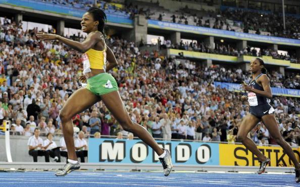 Чемпіонат світу з Легкої атлетики ІAAF /Getty Images Sport