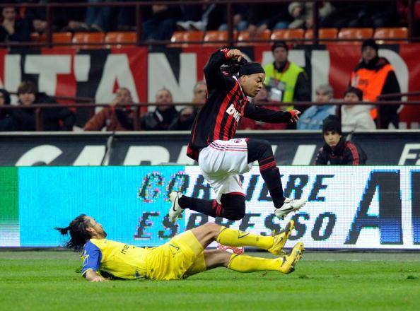 «Мілан» - «К'єво» фото: Claudio Villa /Getty Images Sport