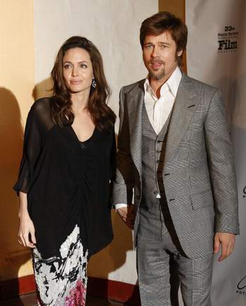 Анджелина Джоли / Angelina Jolie. Фото: Kevin Winter/Getty Images