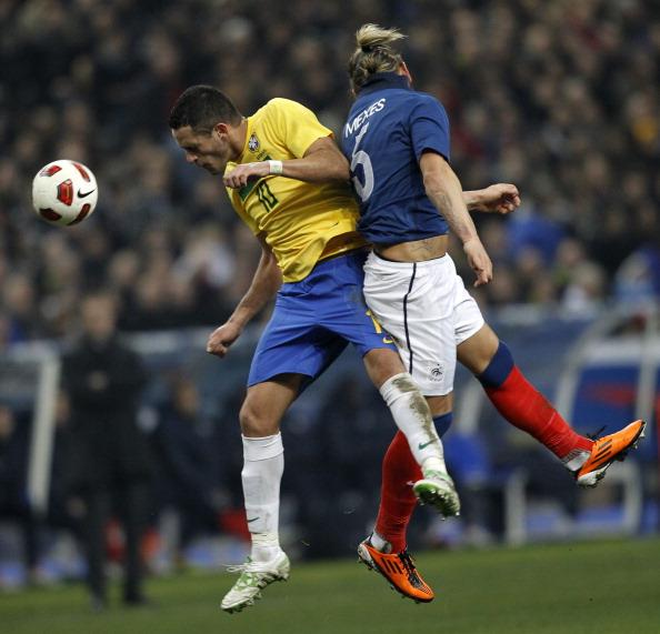Франція - Бразилія Фото: PATRICK KOVARIK,FRANCK FIFE /Getty Images Sport