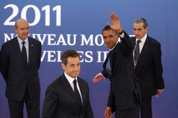 Саммит «Группы двадцати», 3 ноября 2011. Фото: Kerim Okten-Pool/Getty Images
