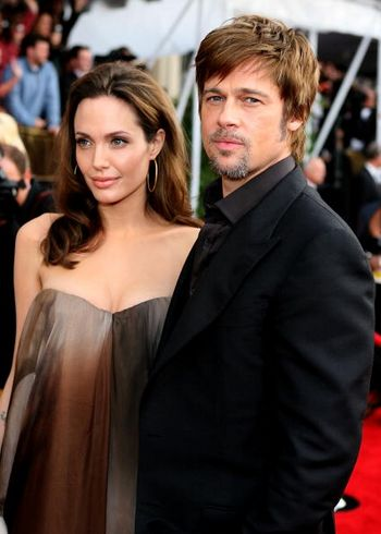 Анджелина Джоли / Angelina Jolie. Фото: Frazer Harrison/Getty Images