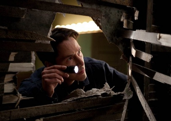 Кадр фільму «Кримінальна фішка від Генрі»