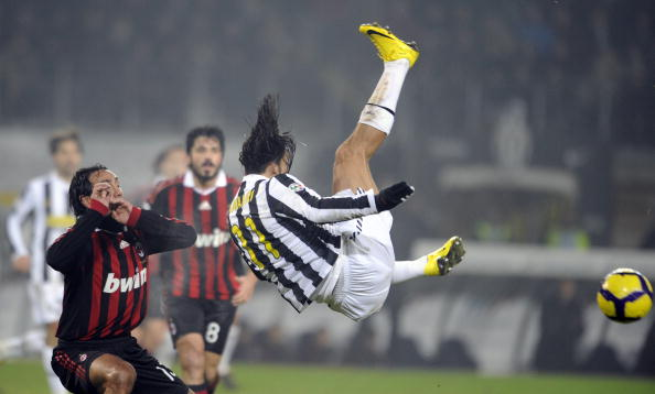 'Ювентус' - 'Мілан' фото:Michael Steele /Getty Images Sport