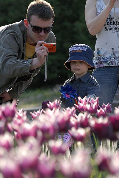 Майские деньки в ботаническом саду. Фото: Владимир Бородин/The Epoch Times