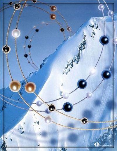 Споконвіку перли символізують любов і щастя, процвітання і багатство. Фото з secretchina.com