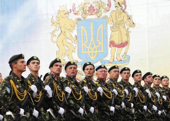 Українські війська скоротять на 8 тисяч