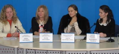 Організатори та учасники Mercedes-Benz Kiev Fashion Days