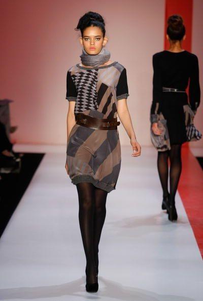 Колекція SPORTMAX на тижні моди MasterCard Luxury Week в Гонконзі. Фото: Lucas Dawson/Getty Images