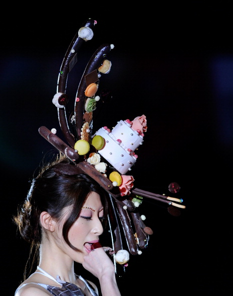 Tokyo Sweets Collection 2011. Фото: TORU YAMANAKA/AFP/Getty Images