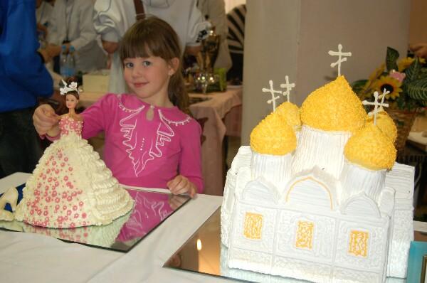 Санкт-Петербург. Международный конкурс «Золотая Кулина-2009». Фото: Ирина ОШИРОВА/The Epoch Times