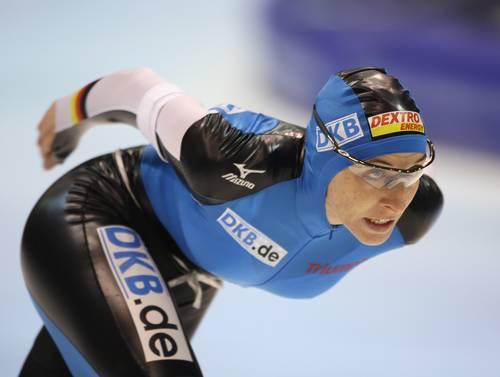 У Хеєренвеєні (Нідерланди) стартував чемпіонат світу із спринтерського ковзанярського багатоборства. Фото: Stuart Franklin/Bongarts/Getty Images