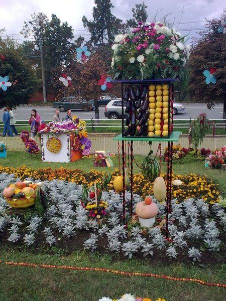 У столиці Удмуртії 18 вересня відкрилося традиційне «Свято квітів». Фото: Дмитро Андрєєв.The Epoch Times
