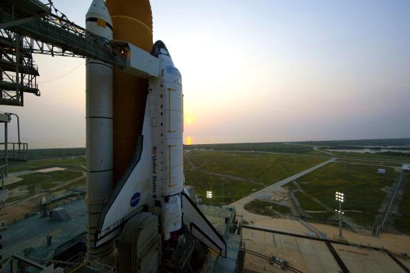 Стартовая площадка 39А космодрома на мысе Канаверал. Фото: NASA via Getty Images