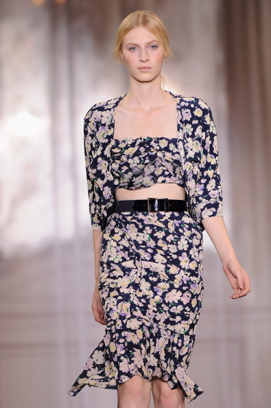 Дом моды Nina Ricci на Парижской неделе моды. Фото: Pascal Le Segretain/Getty Images