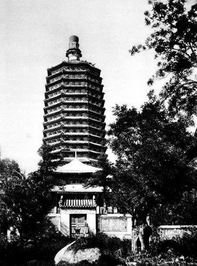 Пагода монастыря Тяньюй. Фото с epochtimes.com