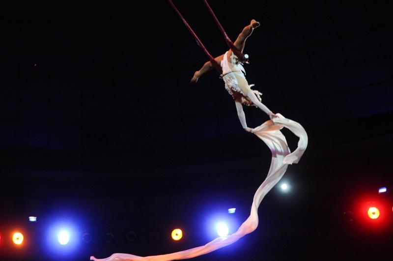 В Национальном цирке Украины новая программа. Фото: Владимир Бородин/The Epoch Times Украина