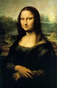 Загадка Леонардо да Вінчі — Джоконда (портрет Мони Лізи)