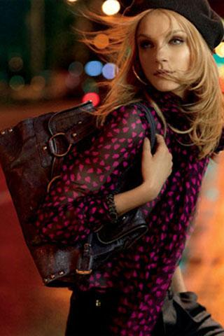 Канадська супермодель Джессіка СТЕМ (Jessica Stam). Фото з efu.com.cn