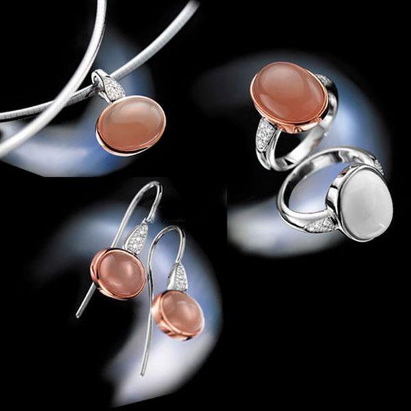Аксесуари з кольоровими алмазами. Фото з efu.com.cn