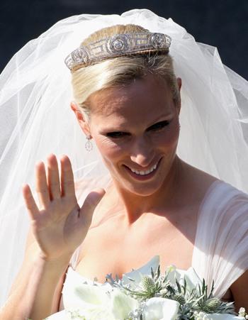 Свадьба внучки королевы Елизаветы II Зары Филиппс. Фото: Chris Jackson PT/Getty Images