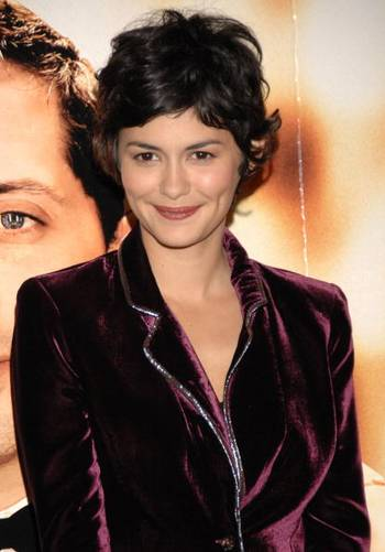 Одри Тоту / Audrey Tautou. Фото: Francois Durand/Getty Images