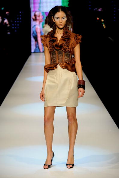 Тиждень моди в Сіднеї: колекція від David Lawrence.ФОТООГЛЯД