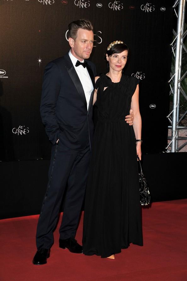 Эван МакГрегор с женой Евой Мавракис. Фото: Pascal Le Segretain/Getty Images