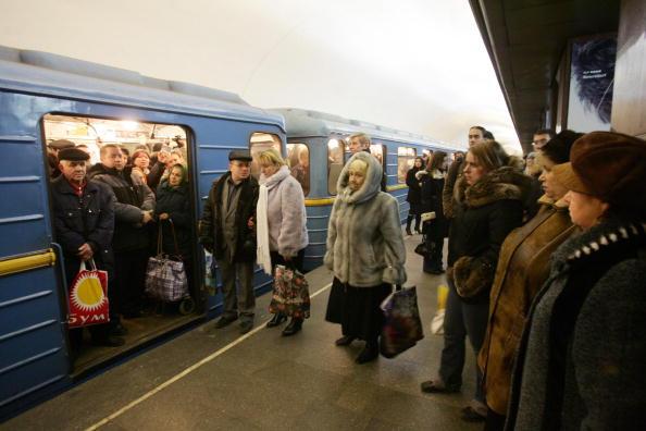 Украина потеряла 320 млн грн из-за киевского метро