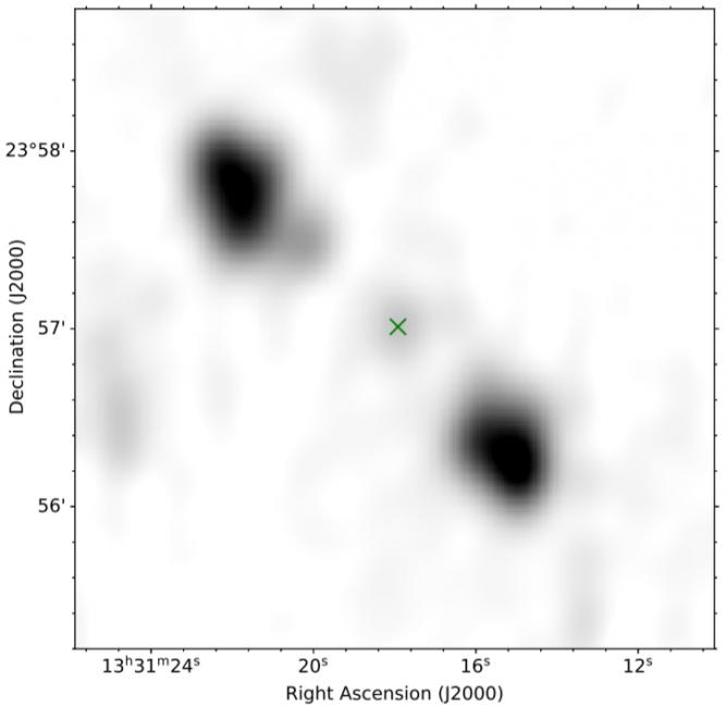 Астрономи виявили 5 гігантських радіогалактик, — дослідження