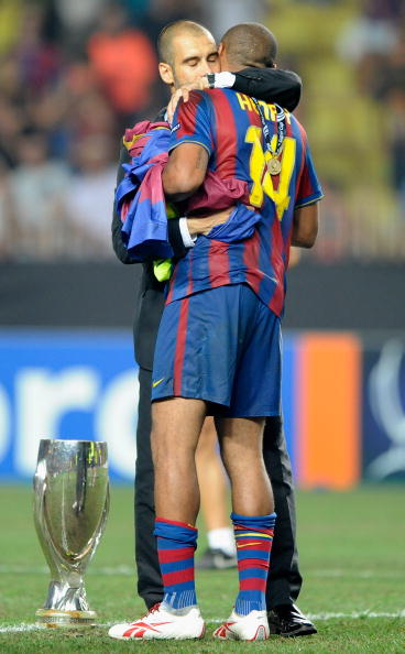 Барселона - Шахтер фото:Laurence Griffiths /Getty Images Sport