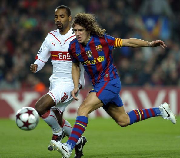 «Барселона» (Испания) – «Штутгарт» (Германия) фото:Jasper Juinen, Christof Koepsel /Getty Images Sport