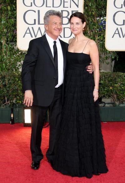 Dustin Hoffman и Lisa Hoffman. Фото: Getty Images