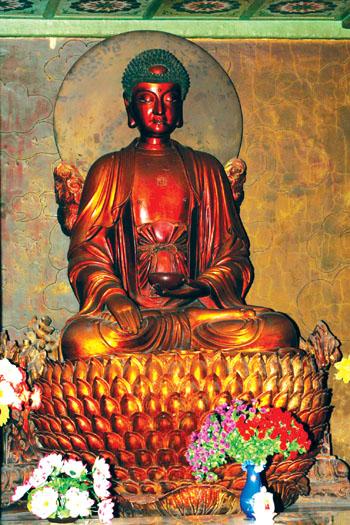 Храм Белой Лошади. Фото с news.hunantv.com