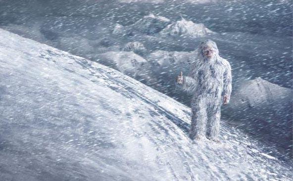 Снежный человек или йети
