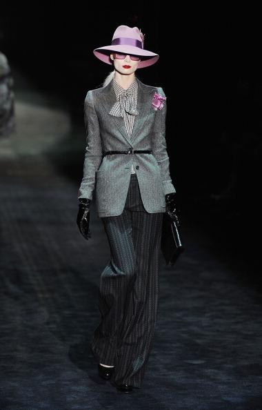 Gucci на миланской неделе моды. Фото: Tullio M. Puglia/Getty Images