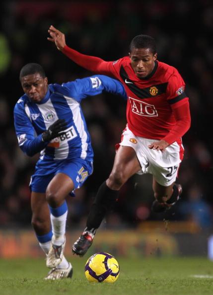 'Манчестер Юнайтед' – 'Уиган'Фото: Matthew Peters /Getty Images Sport