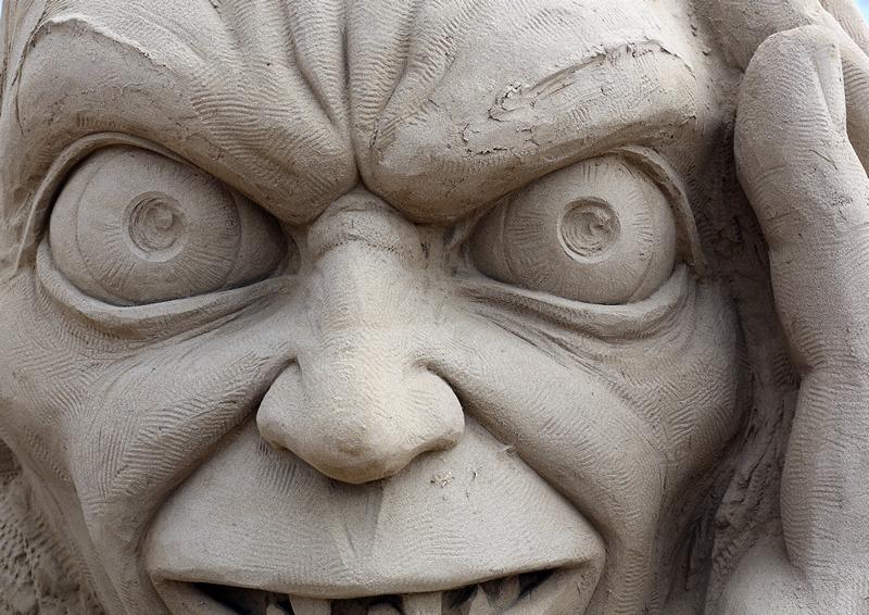 Горлум, «Властелин колец». Фото: Matt Cardy/Getty Images