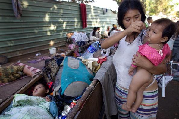 Камбоджа: принудительные выселения продолжаются. Фото: Paula Bronstein/Getty Images