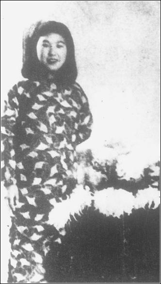 Жена императора Ли Юйцинь. Фото с secretchina.com