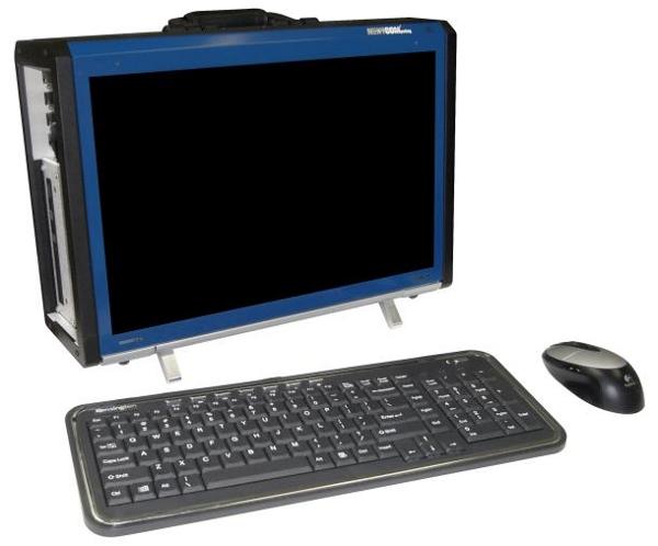 Мечта геймера — новый Radius XG Portable Gaming PC. Intel Core i7 900 серии, экран 17 дюймов разрешением 1920x1200, отличная расширяемость. (NextComputing)