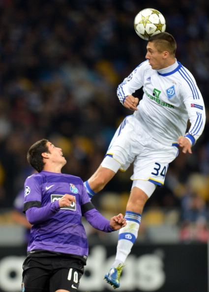 Динамо — Порту Фото: SERGEI SUPINSKY /Getty Images Sport