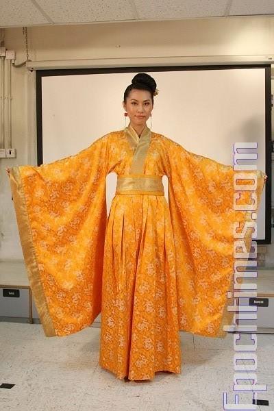 Ханьфу – древняя одежда с духовным содержанием. Фото: The Epoch Times