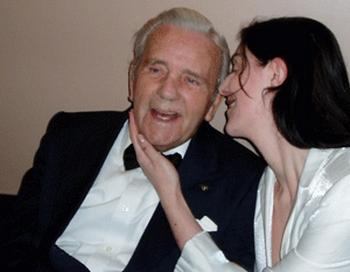 Норман Уиздом - 'Мистер Питкин'. Фото с сайта movieautographsww.com
