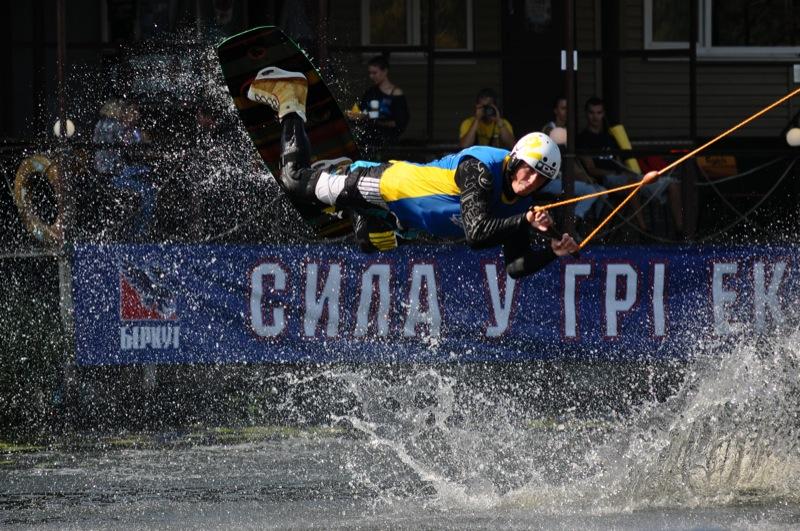 Первый фестиваль экстримальных видов спорта Free Games прошёл в Киеве 1-2 сентября. Фото: Владимир Бородин/EpochTimes.com.ua