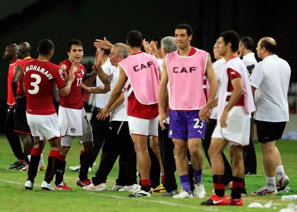 Египет - Камерун фото:KHALED DESOUKI /Getty Images Sport